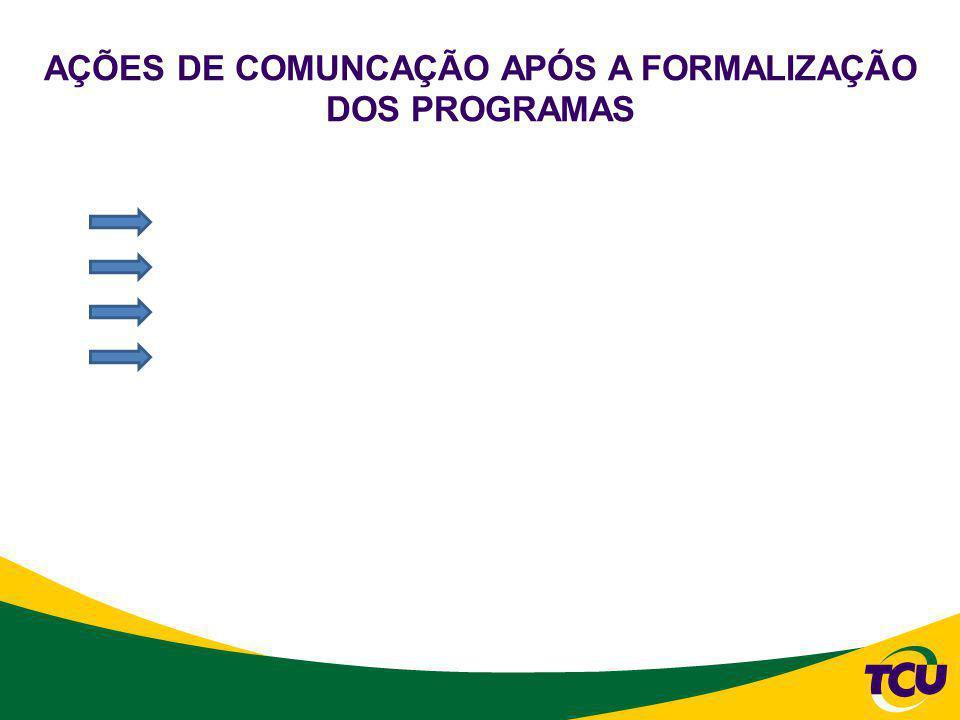 FUTURAS AÇÕES EM GESTÃO DE DESEMPENHO