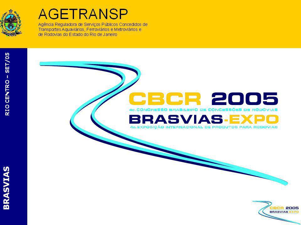 BRASVIAS RIO CENTRO – SET/05 – Distribuição de gás canalizado, manufaturado, residencial e GNV.