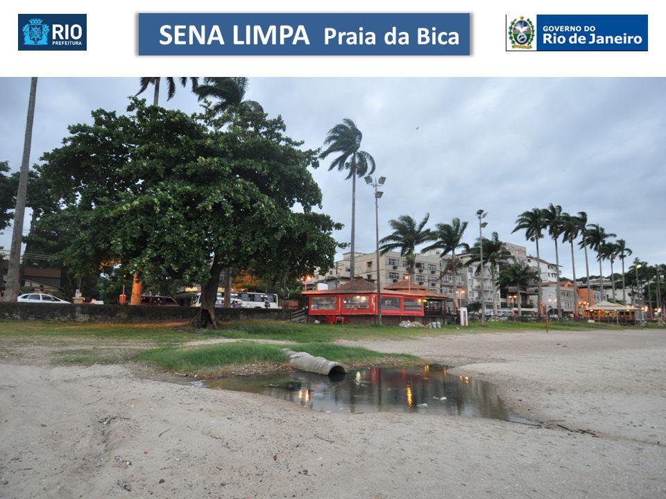 SENA LIMPA Praia da Bica