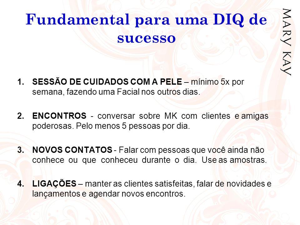 Fundamental para uma DIQ de sucesso 5.