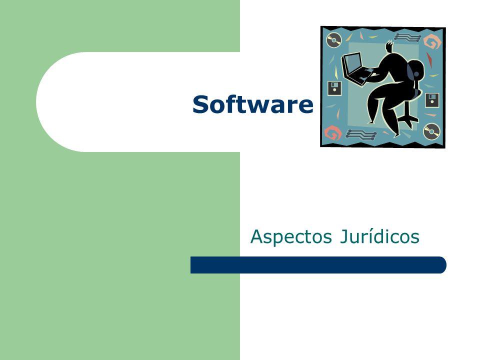 Software Aspectos Jurídicos