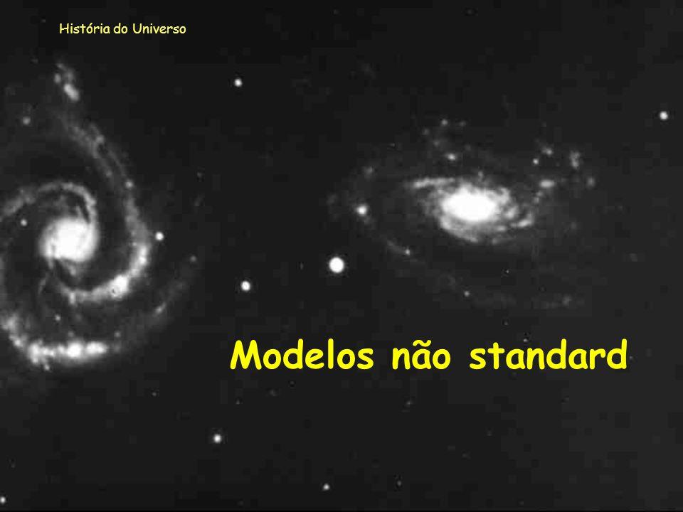 História do Universo > 10x 10 9 seg. 3 K Época atual nebulosa planeta galáxia aglomerado de estrelas objectos longínquos estrela Voltar ao índice cont