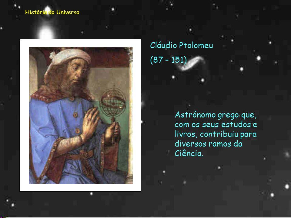 História do Universo Sol Terra Lua 19 R R Aristarco fez um estudo comparativo entre as distâncias e os diâmetros da Lua, da Terra e do Sol. voltar