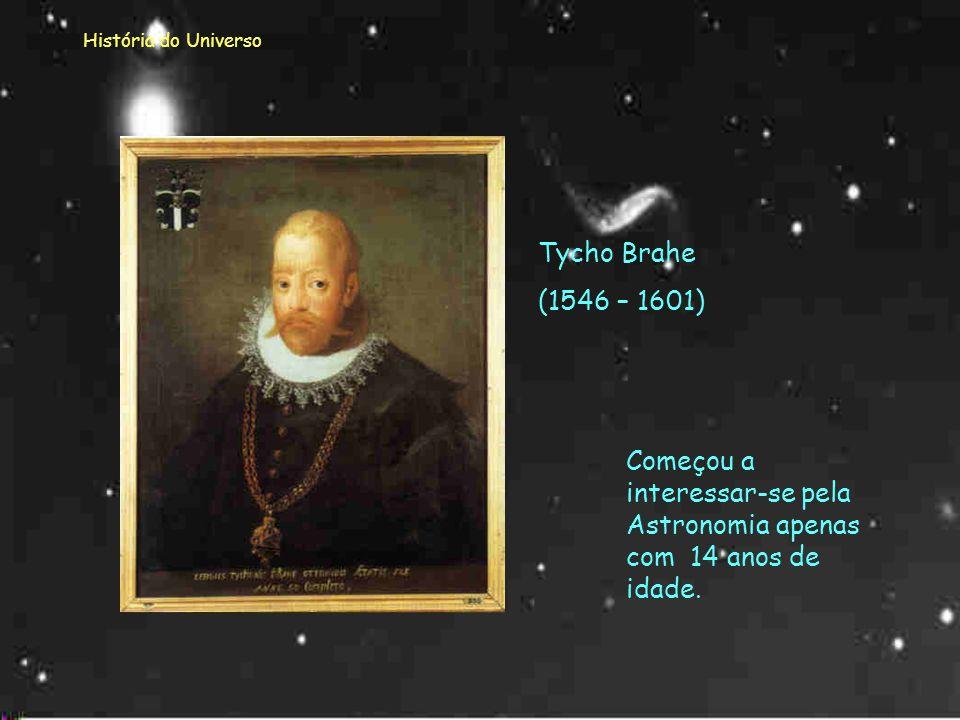 História do Universo Nicolau Copérnico (1473 – 1543) De origem Polaca, foi astrónomo e matemático. Sendo um homem da Igreja tentou conciliar o seu mod
