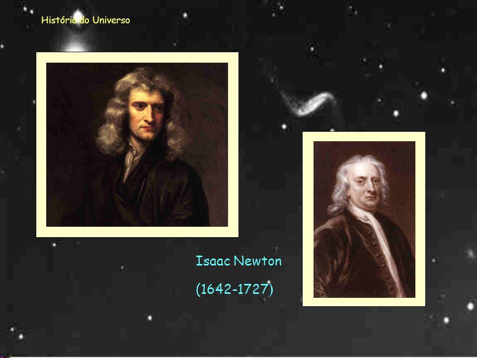 História do Universo René Descartes (1571 – 1630) Foi Descartes que introduziu na Astronomia conceitos matemáticos de espaço e movimento. voltar