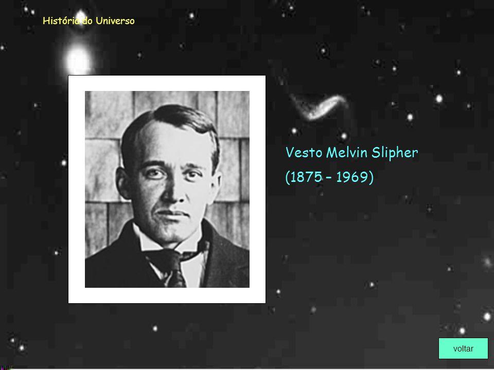 História do Universo Christian Doppler (1803 - 1853) Em 1842, publicou uma obra intitulada