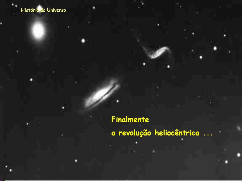 História do Universo No Século XV, Nicolau de Cusa, cardeal, defendeu que o Universo é ilimitado, que não tem fronteira e não tem centro definido. No