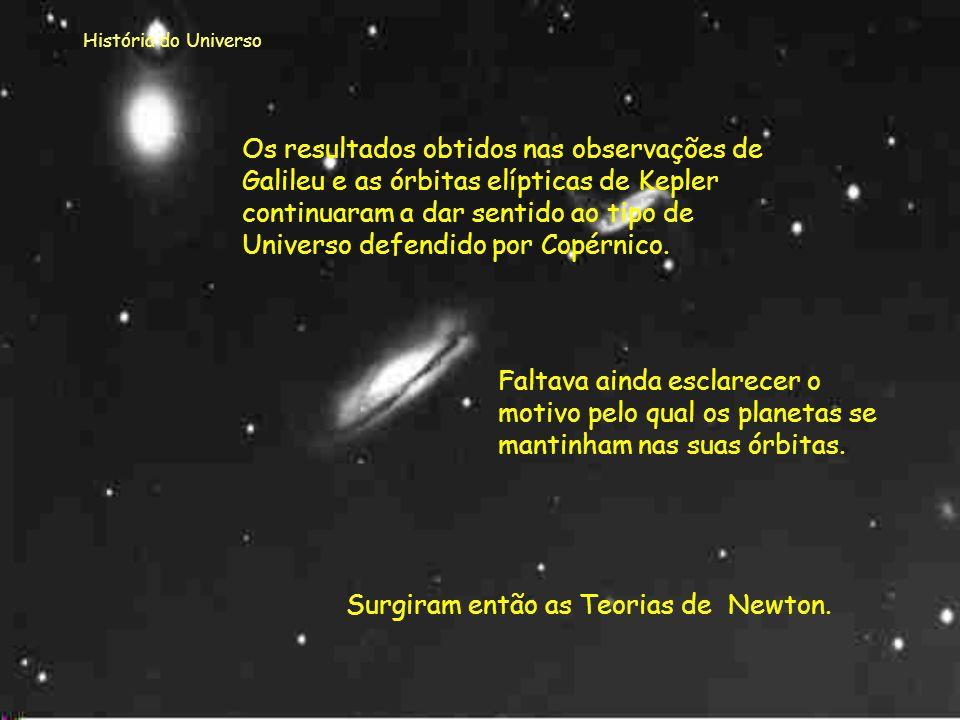 História do Universo Aqui temos esquemas de Estrelas rodeadas dos seus vórtices, onde se movem os planetas. Vórtice
