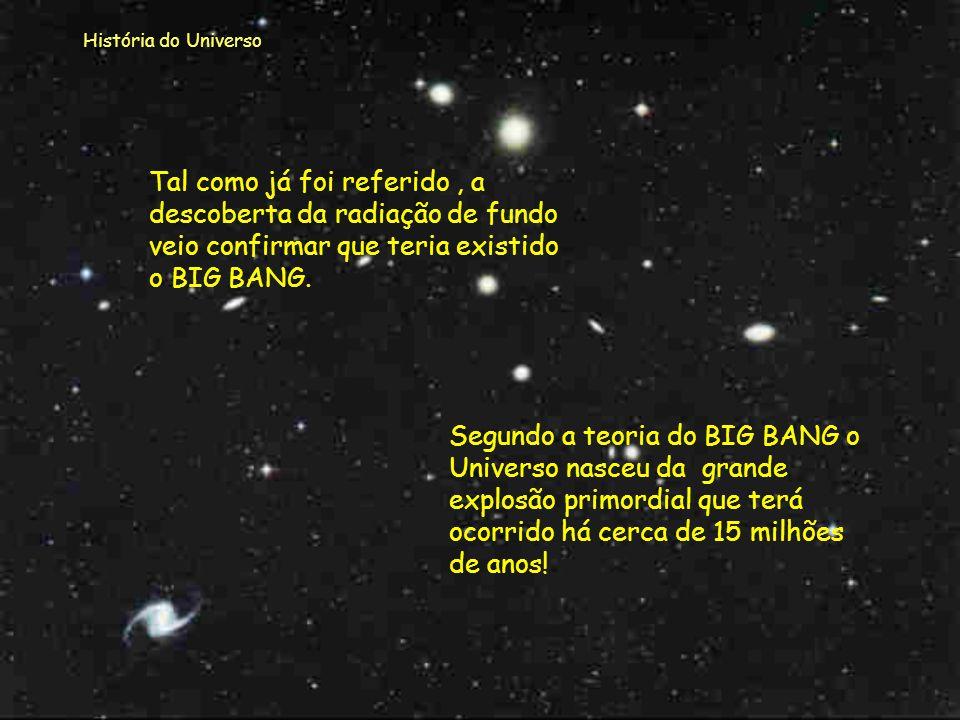 História do Universo o