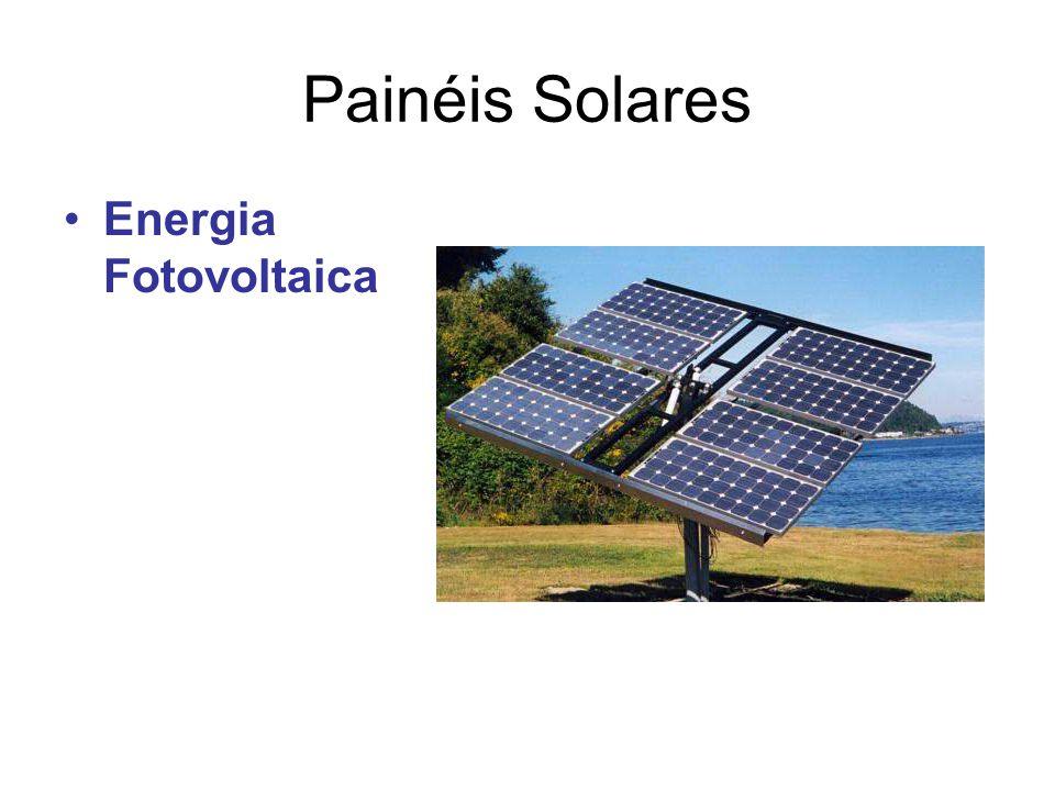 Painéis Solares Energia Fotovoltaica