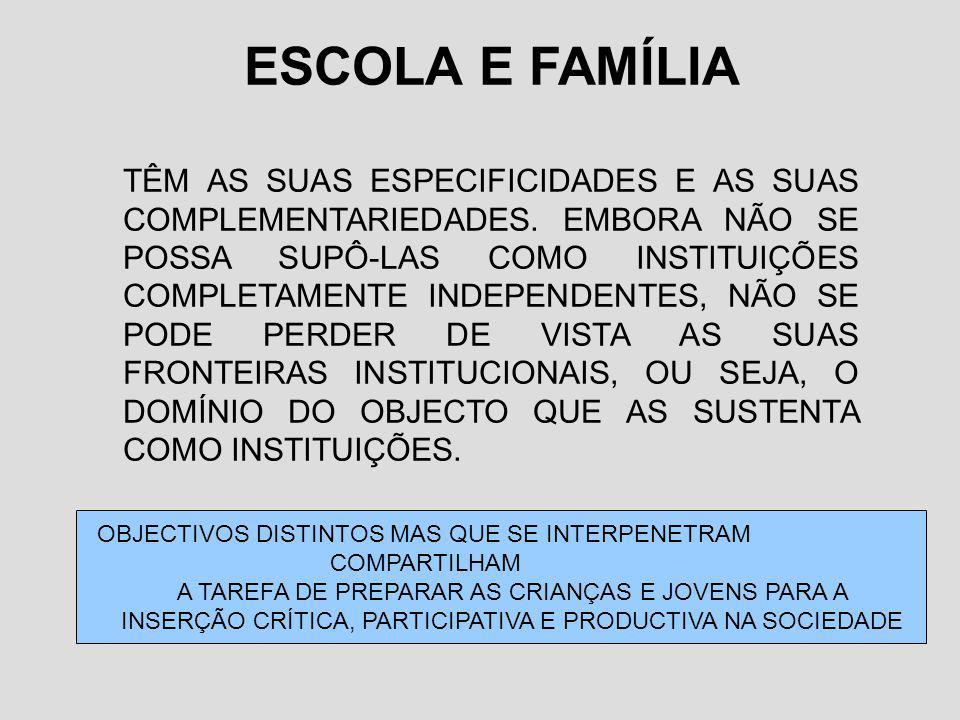 PRÁTICAS EDUCATIVAS CONJUNTO DE INTERACÇÕES VERBAIS E NÃO VERBAIS QUE VIZAM ATINGIR RESULTADOS CONCRETOS DEMOCRÁTICO AUTORITATIVO ORIENTADOR FLEXÍVEL ESTIMULANTE AUTORITÁRIO RIGÍDO CASTRADOR AUTORITÁRIO RIGÍDO CASTRADOR AUTORITÁRIO RIGÍDO CASTRADOR NEGLIGENTE AUSENTE LAISSEZ-FAIRE PERMISSIVO POUCO ESTRUTURADO SUPER-PROTECTOR