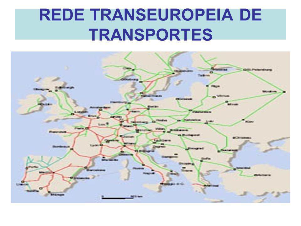REDE TRANSEUROPEIA DE TRANSPORTES