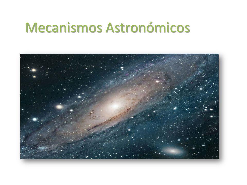 Mecanismos Astronómicos