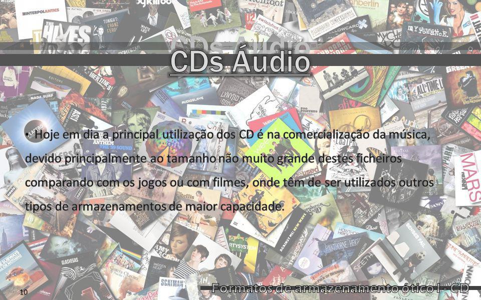 CDs Áudio 10