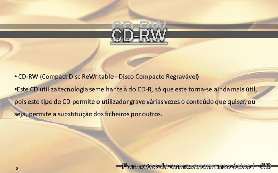 CD-RW 8