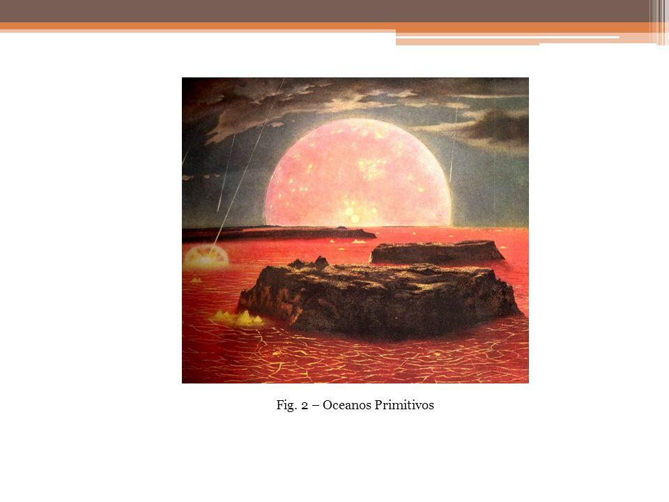 Fig. 2 – Oceanos Primitivos