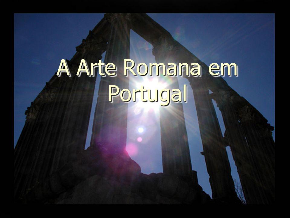 A Arte Romana em Portugal