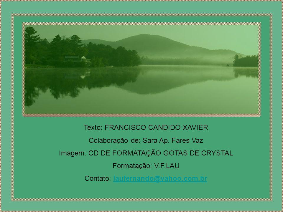 Emmanuel / Francisco Cândido Xavier Seja qual for a dificuldade, Faze o bem e entrega-te a Deus.
