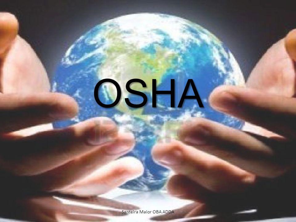 OSHA Santeira Maior OBA ADDA