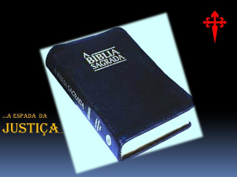 ...A ESPADA DA JUSTIÇA....