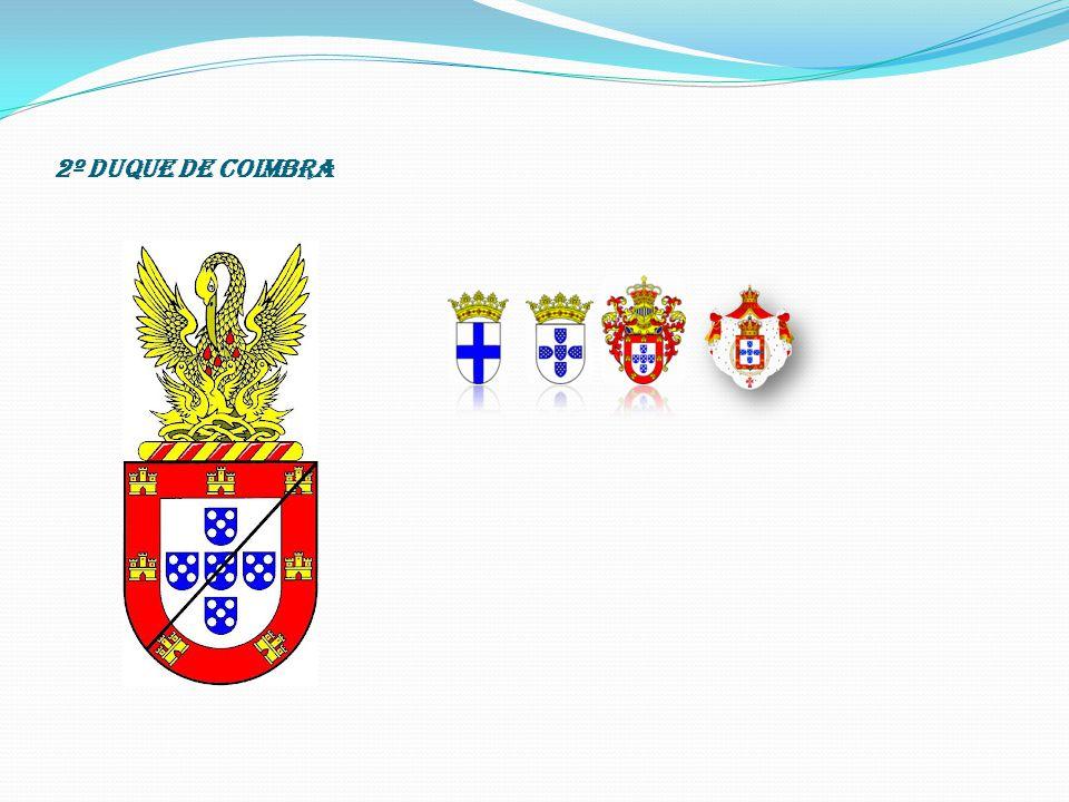 2º Duque de Coimbra