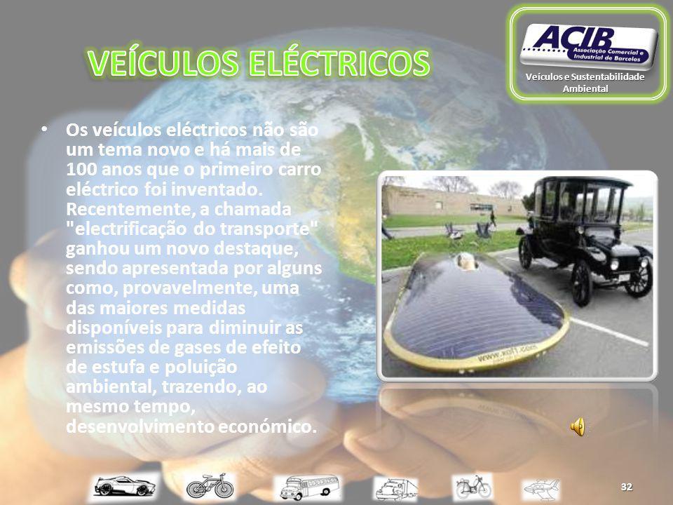 Veículos e Sustentabilidade Ambiental 32