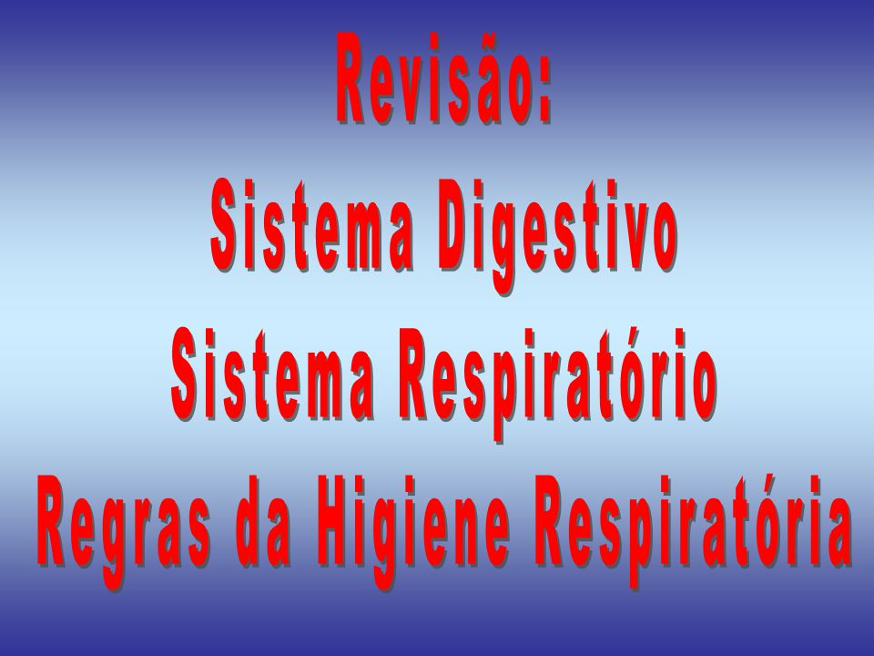Brônquios Bronquíolos Alvéolos pulmonares