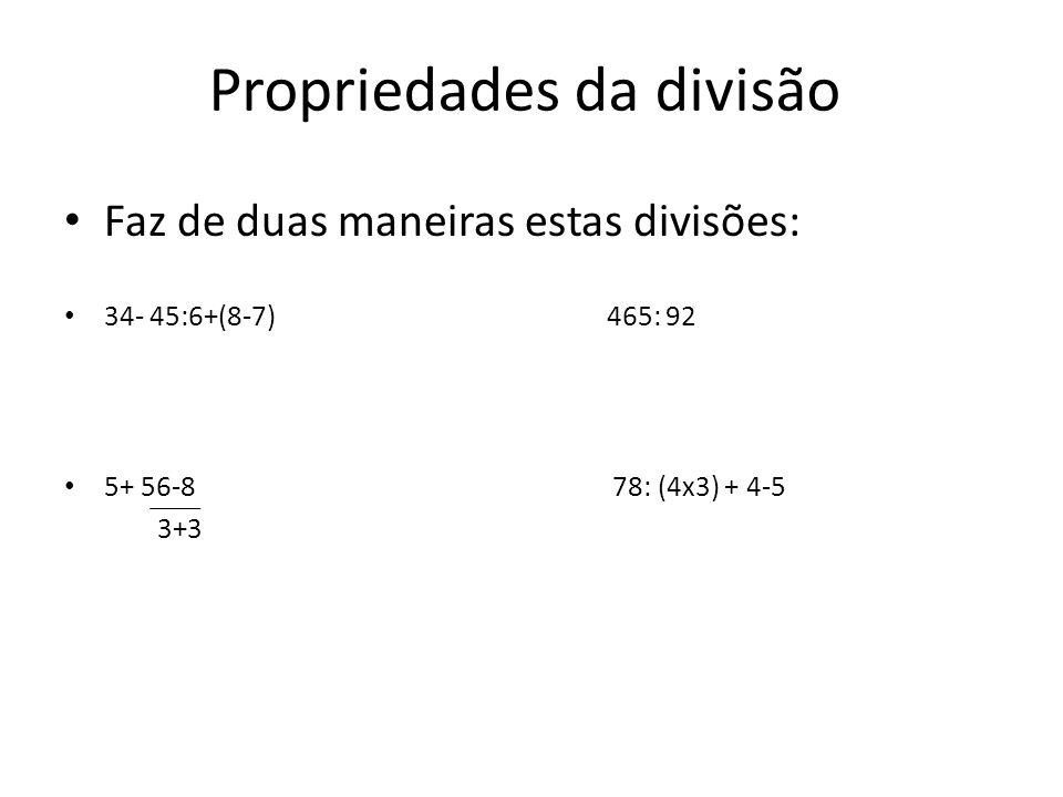 Algoritmo de Euclides m.d.c. ( 879, 945) Faz a conta de duas maneiras :