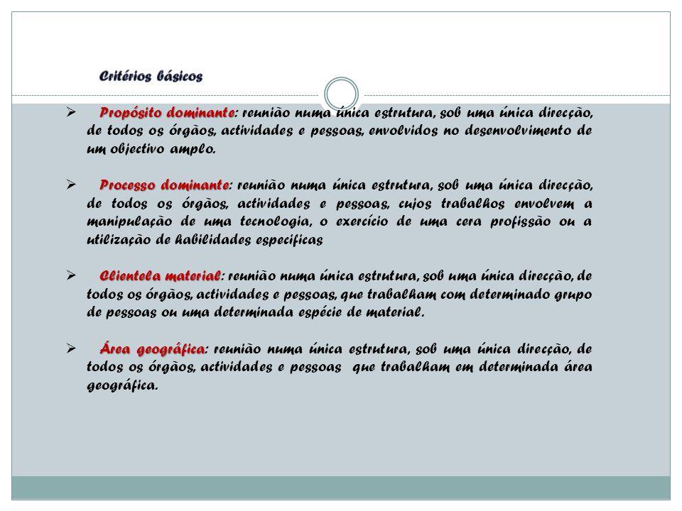 ESTRUTURAS MODERNAS ESTRUTURAS MODERNAS Lei n.º 4/2004, 15 de Janeiro (PRACE) Lei n.º 4/2004, 15 de Janeiro (PRACE) Modelos Modelos Estrutura hierarquizada Estrutura hierarquizada Estrutura matricial Estrutura matricial Modelo estrutural misto Modelo estrutural misto Estrutura hierarquizada Estrutura hierarquizada Constituída por unidades orgânicas nucleares (direções e serviços) e flexíveis (divisões): ASSEGURAR A PERMANENTE ADEQUAÇÃO DO SERVIÇO ÀS NECESSIDADES DO FUNCIONAMENTO E OPTIMIZAÇÃO DE RECURSOS.