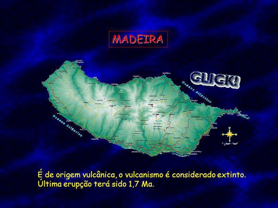 Ilha de Terceira - Em Dezembro de 1998 – 10 km a noroeste da ilha Terceira, o vulcão da Serreta, um vulcão submarino, entrou em erupção. - Em Janeiro