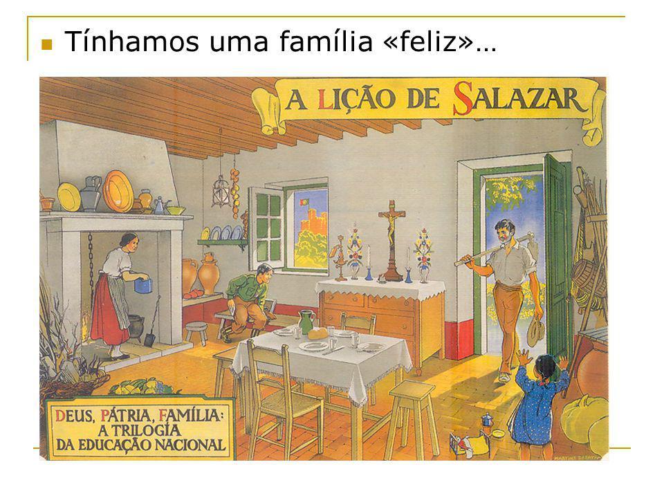 Da wikipédia… A família assume uma estrutura característica.
