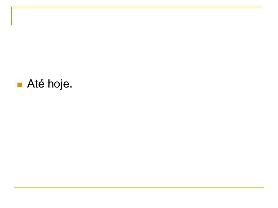 - O Francisco vive com os avós, porque nem conhece o pai e a mãe «porta-se mal» - A Olga tem o pai em Angola - O Vicente esta semana dorme em casa do pai, da namorada do pai e do irmão emprestado - A São anda triste porque o pai continua desempregado… O Vicente… A Leonor… A Beatriz… …