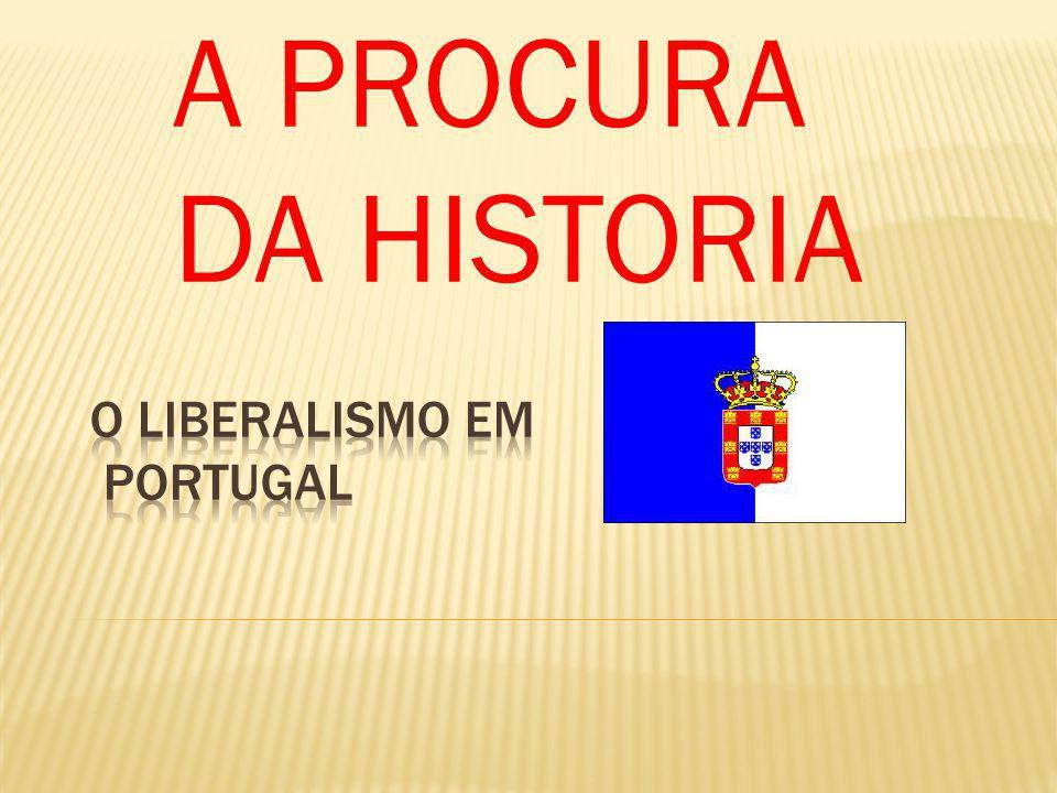 A PROCURA DA HISTORIA