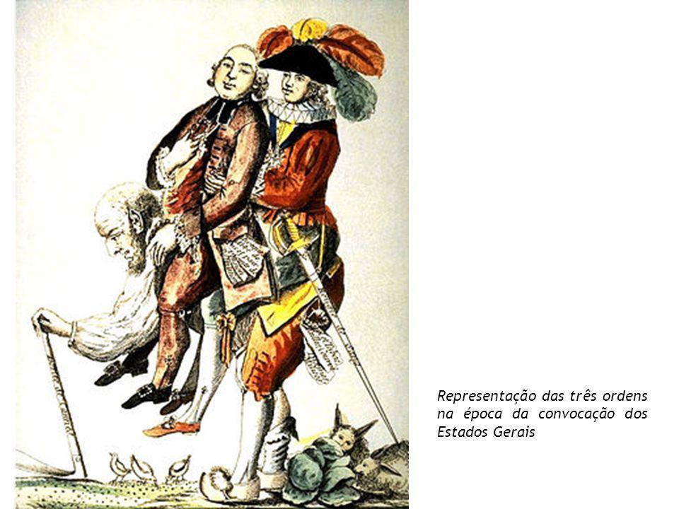 Abril de 1794: isolamento de Robespierre e seu grupo; afastamento do movimento popular e hostilidade da burguesia, que se sentia tolhida e assustada com as realizações jacobinas.