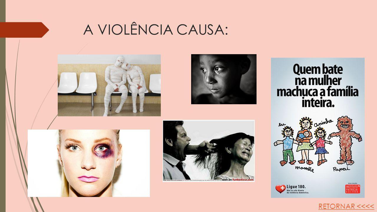 A VIOLÊNCIA CAUSA: RETORNAR <<<<