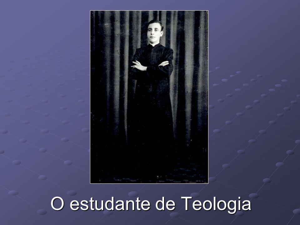 O estudante de Teologia