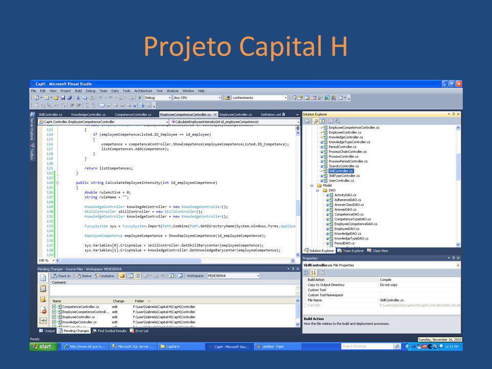 Projeto Capital H