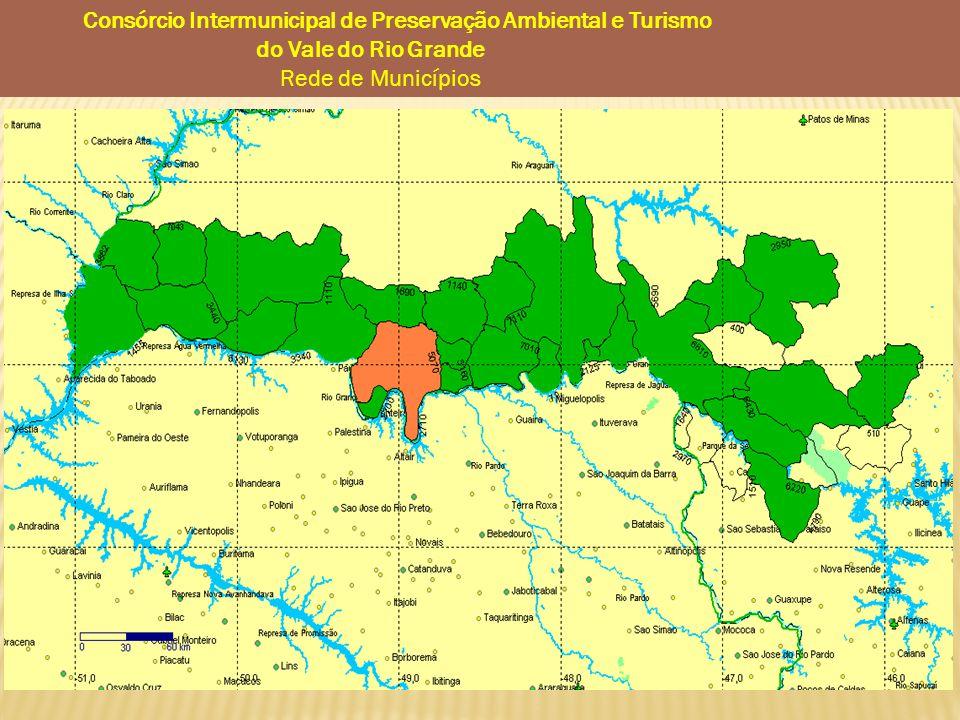Consórcio Intermunicipal de Preservação Ambiental e Turismo do Vale do Rio Grande Rede de Municípios