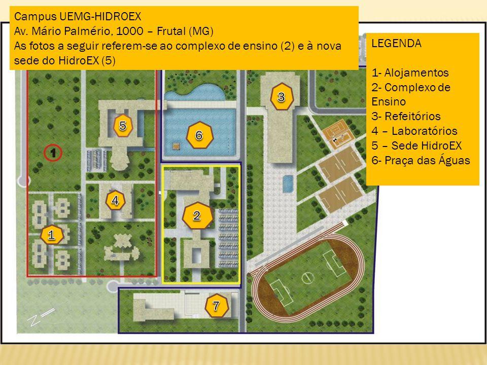 Campus UEMG-HIDROEX Av.