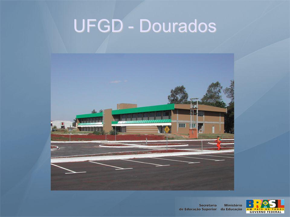 UFGD - Dourados