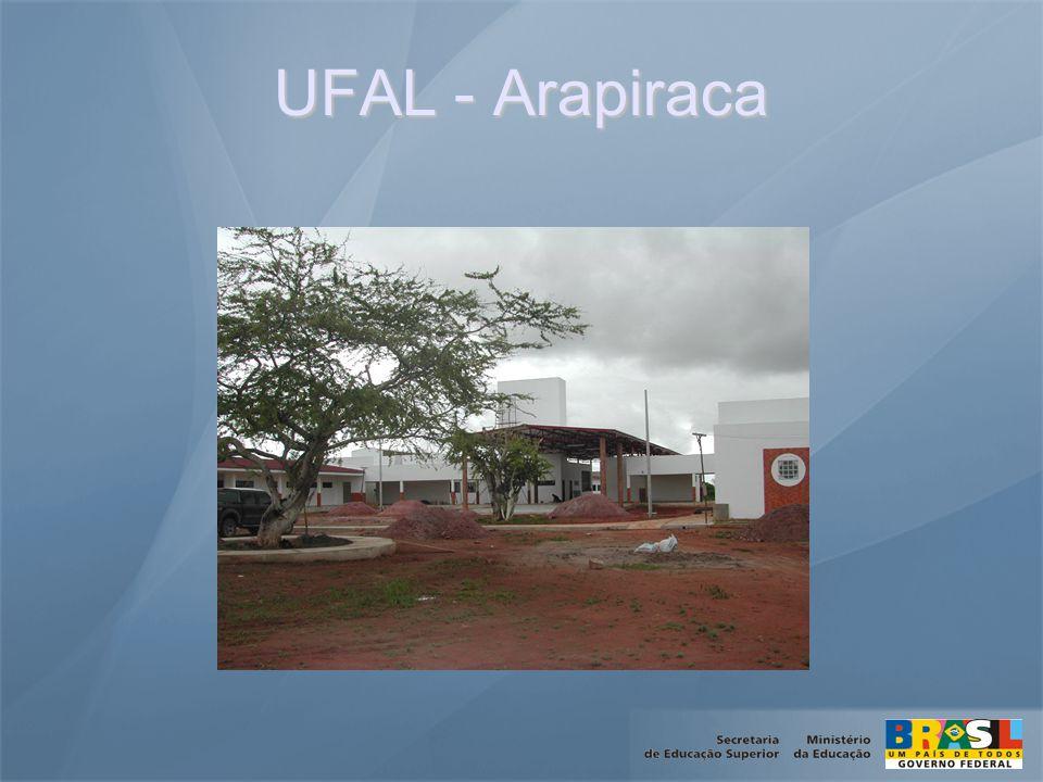 UFAL - Arapiraca