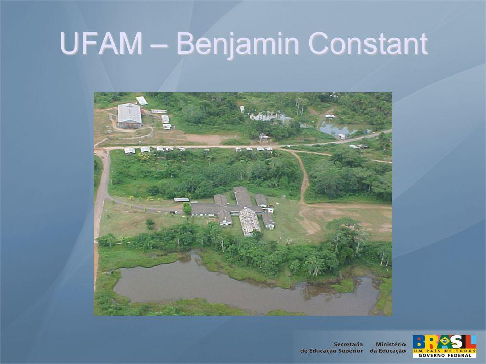 UFAM – Benjamin Constant