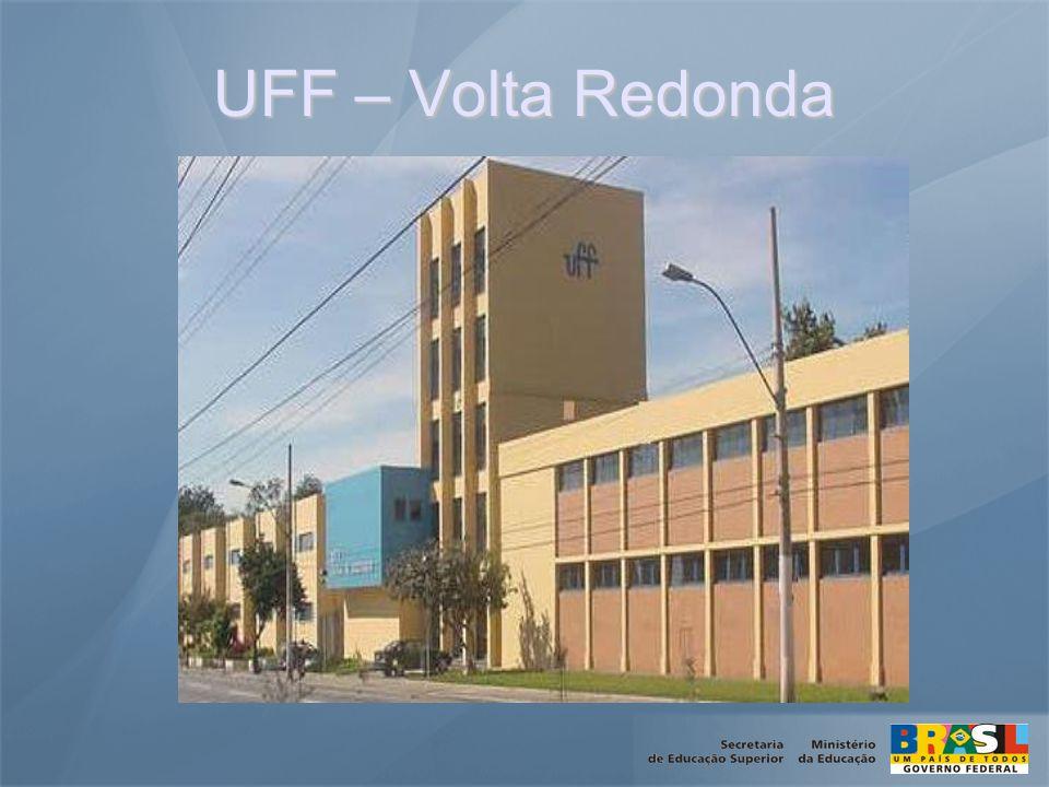 UFF – Volta Redonda