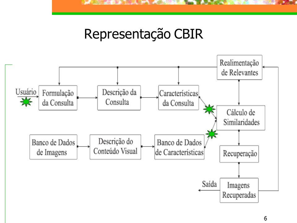 6 Representação CBIR