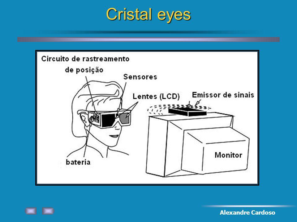 Alexandre Cardoso Cristal eyes