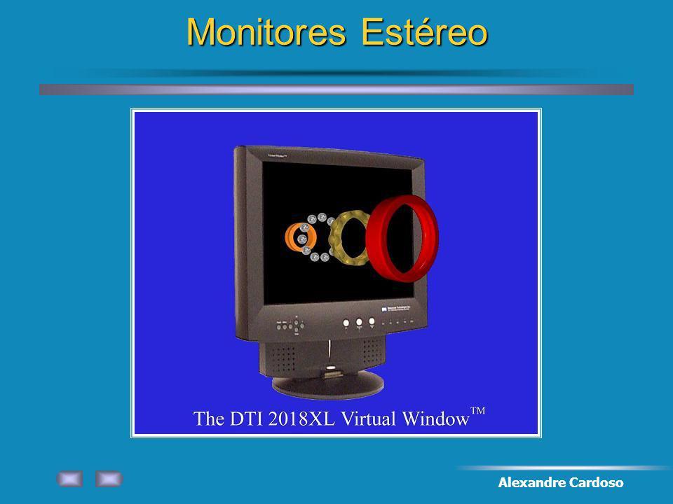 Alexandre Cardoso Monitores Estéreo