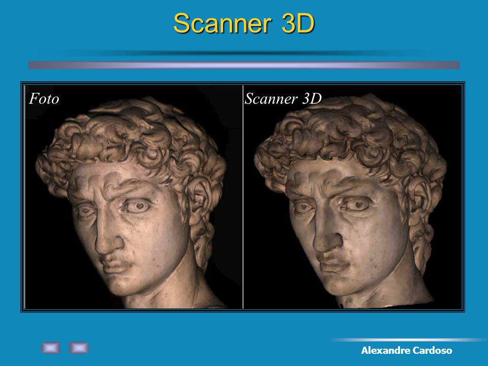 Alexandre Cardoso Scanner 3D FotoScanner 3D