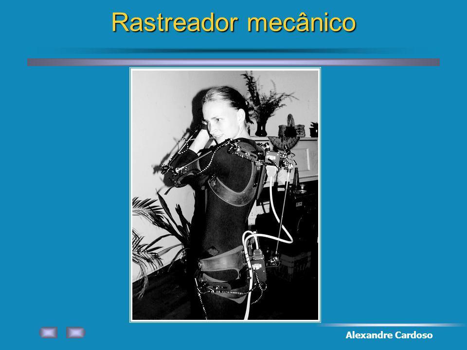 Alexandre Cardoso Rastreador mecânico
