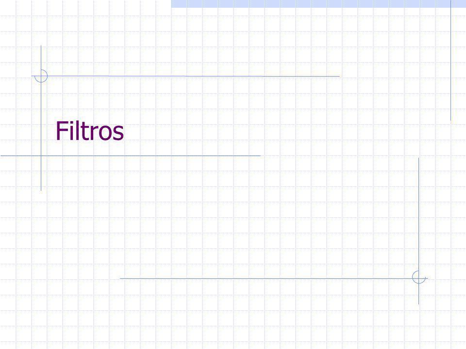Filtros