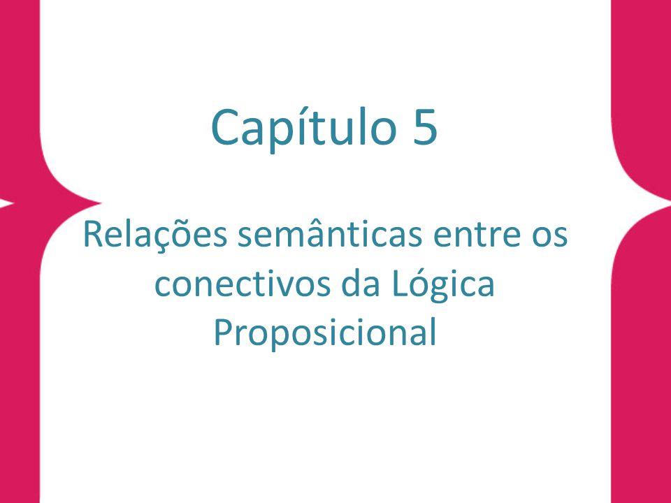 Conjuntos de Conectivos Completos Denição 5.1 (conjunto de conectivos completo) Seja Ψ um conjunto de conectivos.
